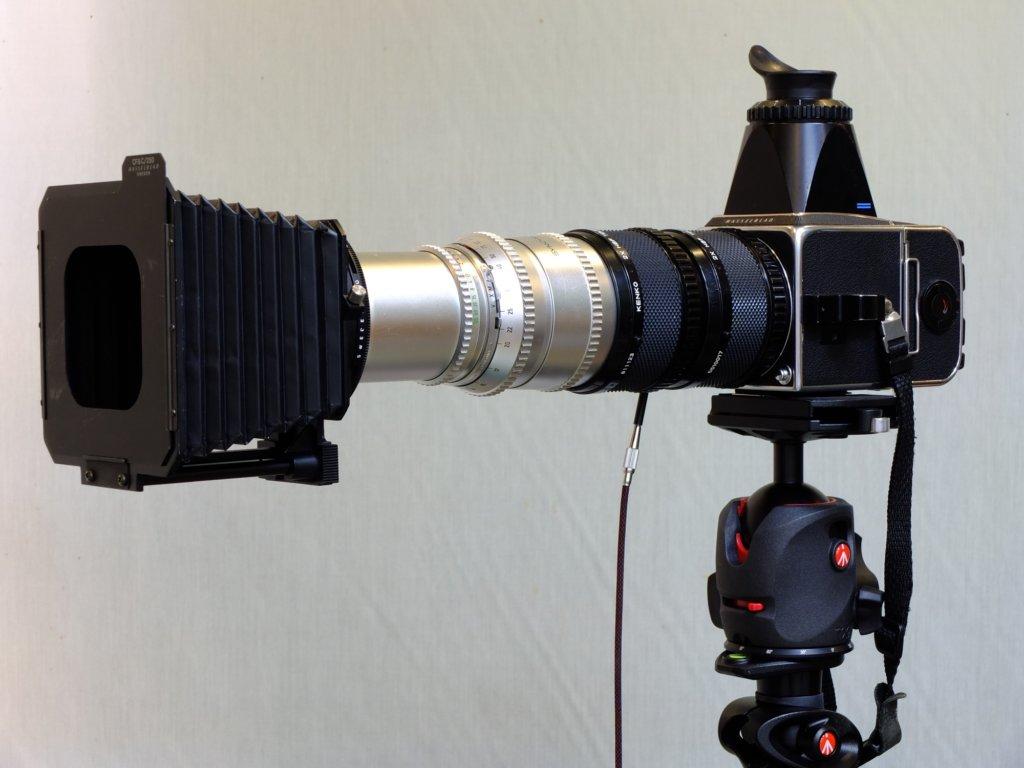 HASSELBLAD 500C/M FilmCamera manualcamera