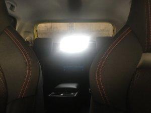 何故付けてくれなかったの?車の「ルームランプ」の簡単設置方法発見!